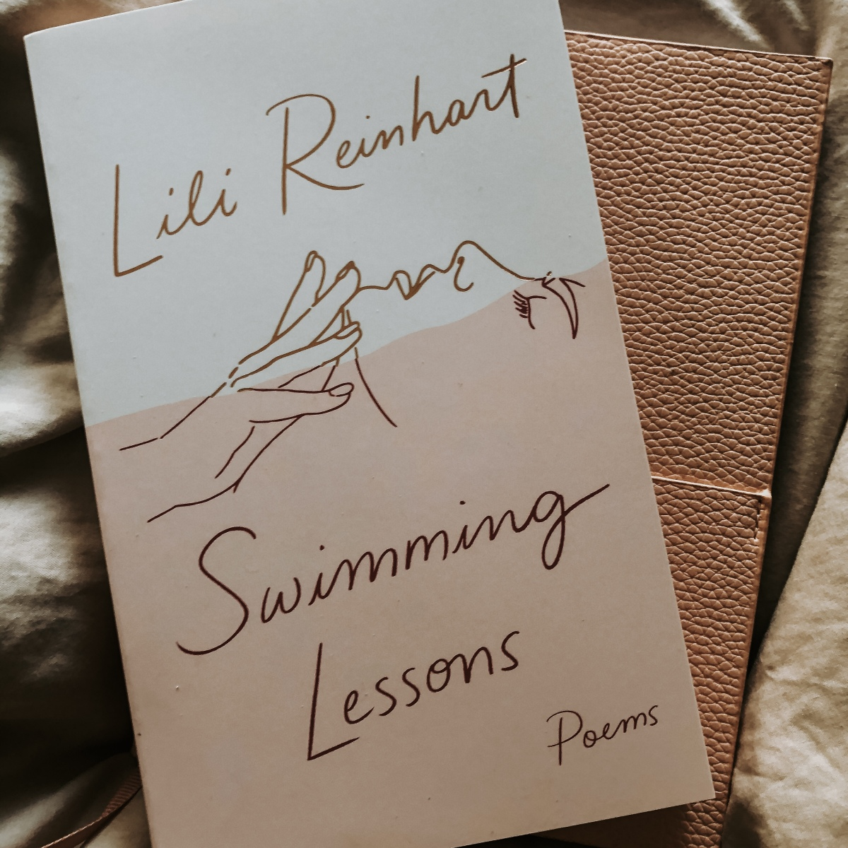 Book Cover of Swimming Lessons: Poems